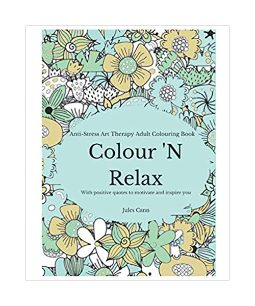 Colour n Relax book image V1